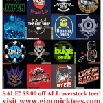 GimmickTees Daily Deal Tshirt