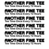 New Limited Edition T-shirt Site: AnotherFineTee