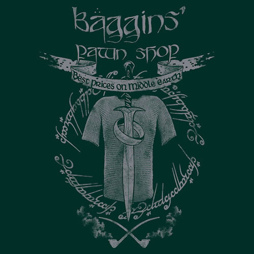 Baggins' Pawn Shop