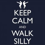Keep Calm And Walk Silly Tshirt