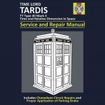 Tardis Service and Repair Manual Tshirt