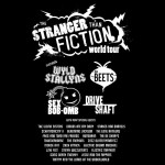 The Stranger Than Fiction World Tour Tshirt