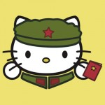 Hello Communist Kitty Tshirt