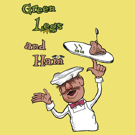Green Legs and Ham