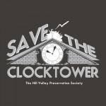 Save the Clocktower Tshirt
