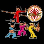 Sensei Pepper's Martial Arts Club Band – Attack Mode Tshirt