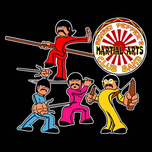 sensei_peppers_martial_arts_club_band
