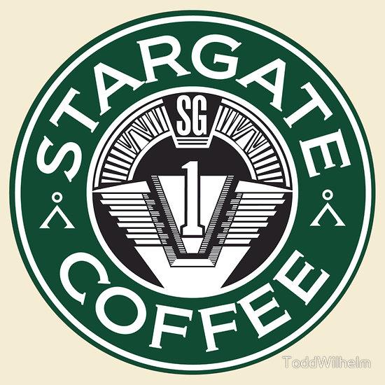 Stargate sg1 Coffee