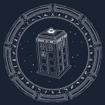 The Doctor Has Been Here Tshirt