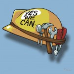 Yes We Can! Tshirt
