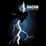 Bacon: The Pork Knight Returns Tshirt