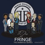 Fringe the Animated Series Tshirt
