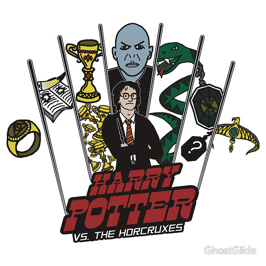 Harry Potter Vs. The Horcruxes