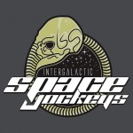 Intergalactic Space Jockeys Tshirt