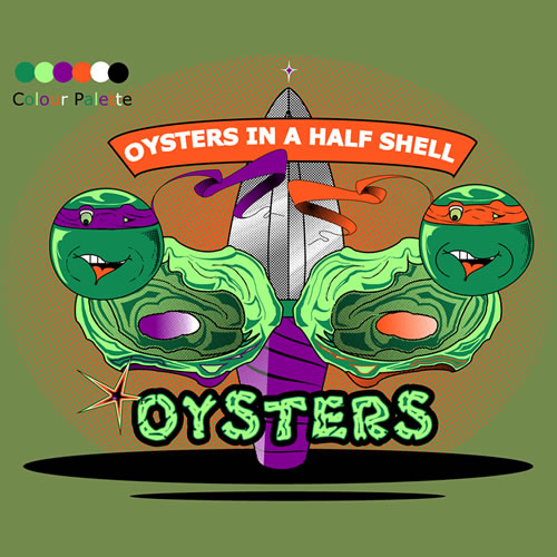 oysters-in-a-halfshell