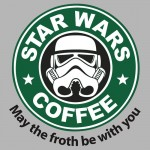 Star Wars Coffee Tshirt