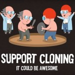 Support Cloning Tshirt