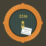 221B Bag End Tshirt