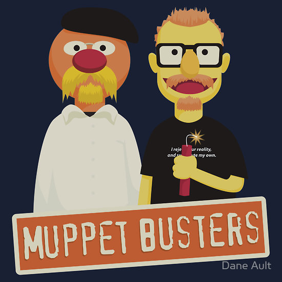 Muppet Busters