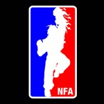 National Street Fighter Association (NFA) Tshirt