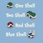 1 Shell 2 Shell