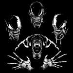 Alien Rhapsody- Aliens Shirt