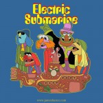 Electric Submarine (The Muppets / The Beatles) Tshirt