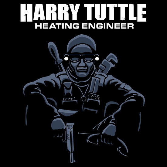 Harry Tuttle – Heating Engineer