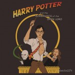 Horcruxes of the Dark Lord Tshirt