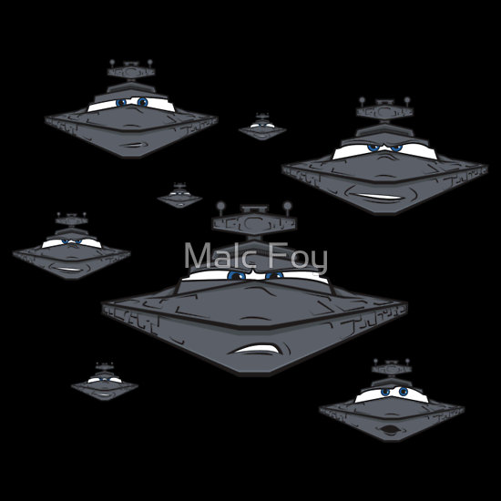 Imperial *Cars* Destroyer Fleet