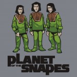 Planet of the Snapes! Tshirt