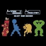 Select Avenger Tshirt