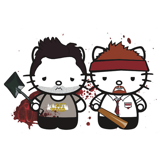 Shaun & Ed – Shaun of The Dead