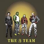 The A→ Team Tshirt