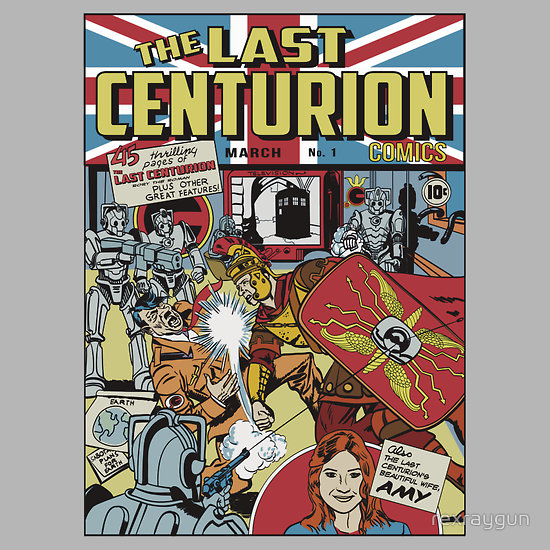 The Last Centurion Comics – Doctor Who