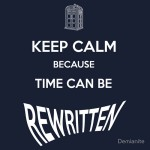 Time can be rewritten Tshirt