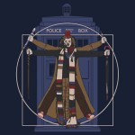 Vitr-Whovian Doctor- Doctor Who Shirt