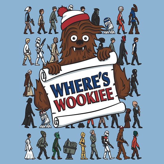 Where's Wookiee