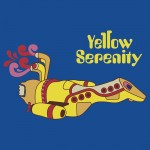 Yellow Serenity Tshirt