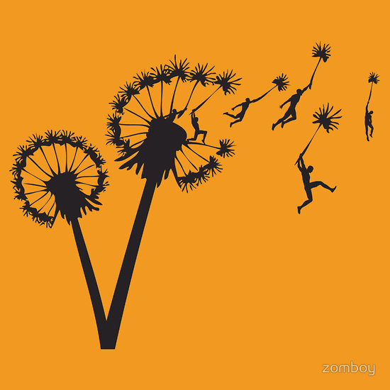 Dandylion Flight