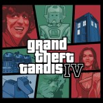Grand Theft Tardis 4 Tshirt