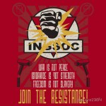 Join The Resistance Tshirt