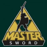 Link and the Master Sword Tshirt