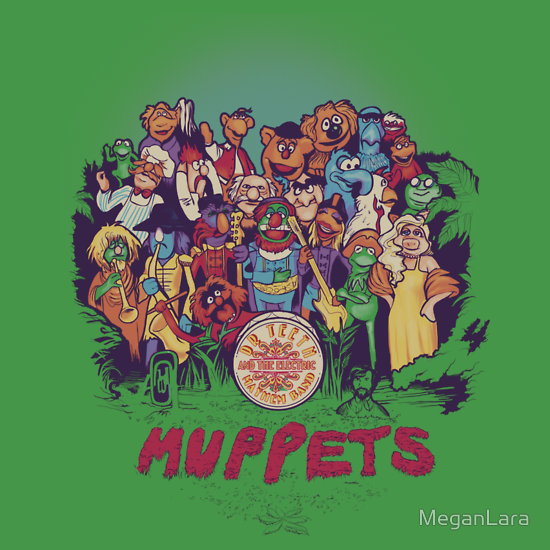 Muppet Lonely Hearts Club