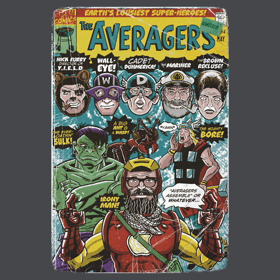 the AVERAGERS