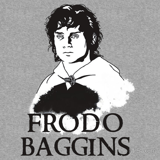 The Fellowship - Frodo Baggins