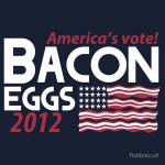 With Liberty and Bacon for All Tshirt
