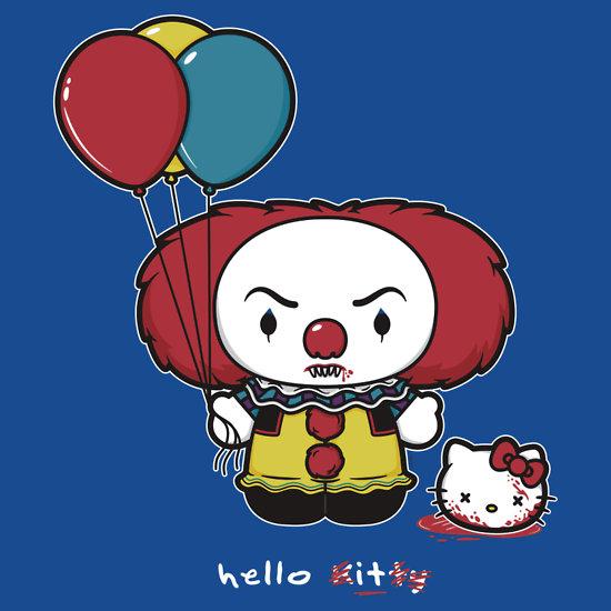 Hello It Tee