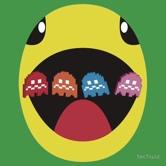 Hungry Hungry Pacman
