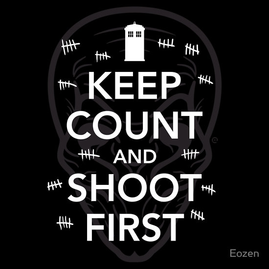 Keep Count and Shoot First